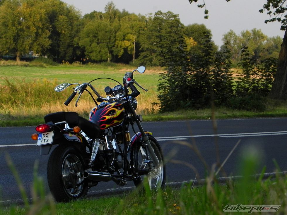 2009 KINGWAY CHOPPER | Picture 2381437 motorcycle photo