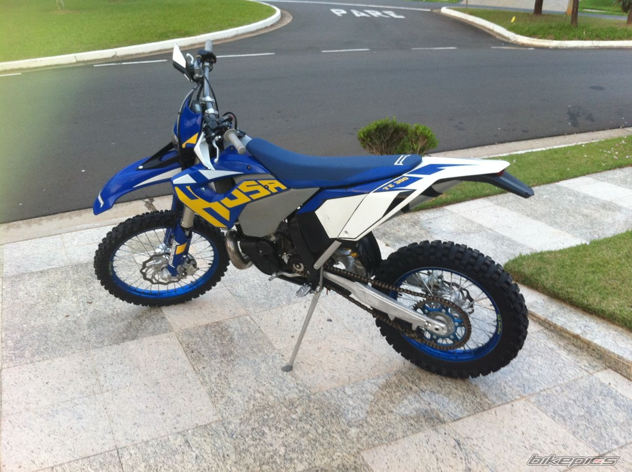 2011 HUSABERG TE300 | Picture 2399082 motorcycle photo