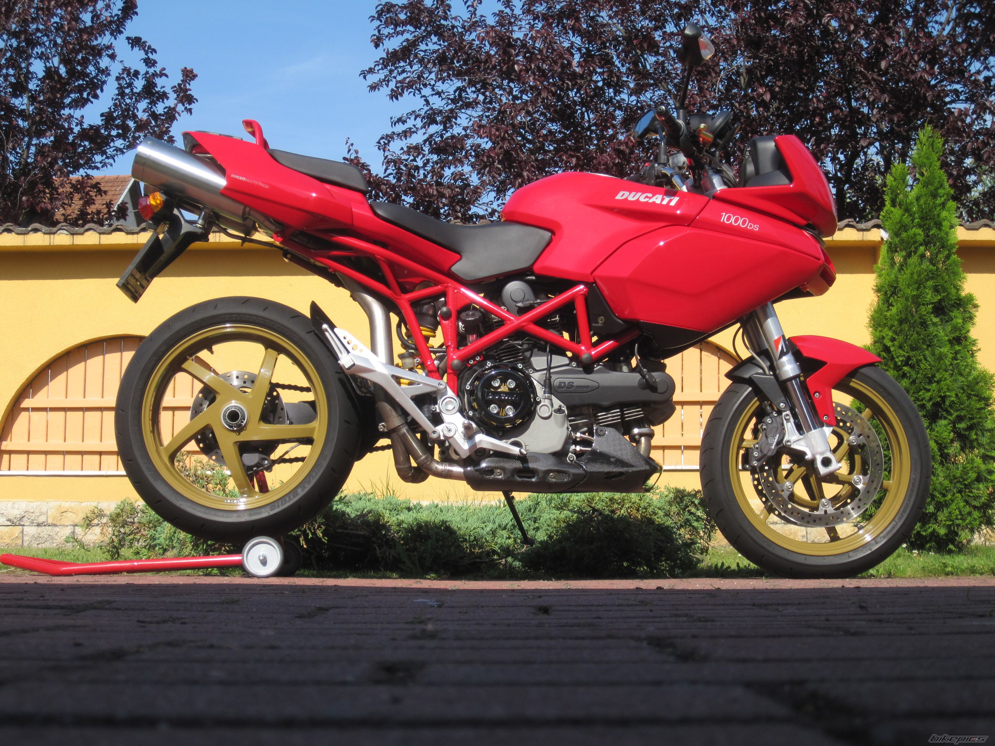 2006 DUCATI DS 1000 MULTISTRADA | Picture 2405766 motorcycle photo