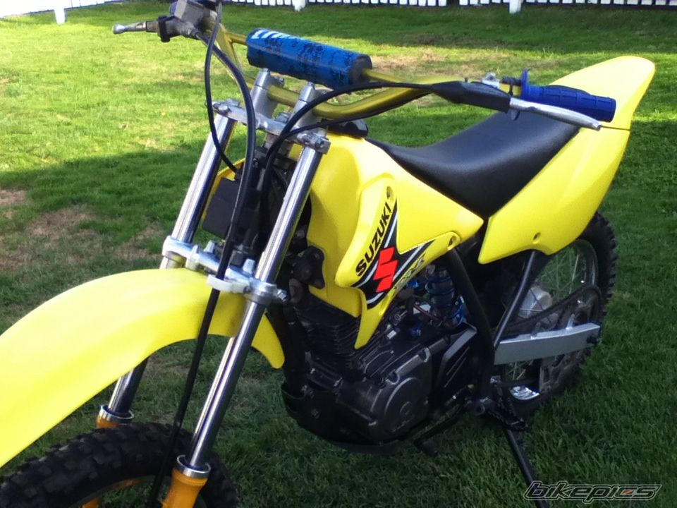 2003 SUZUKI DRZ 125L | Picture 2409548 motorcycle photo