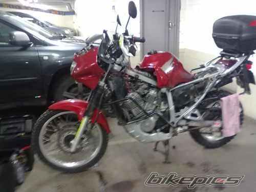 1999 HONDA XL 600V TRANSALP | Picture 2423823 motorcycle photo