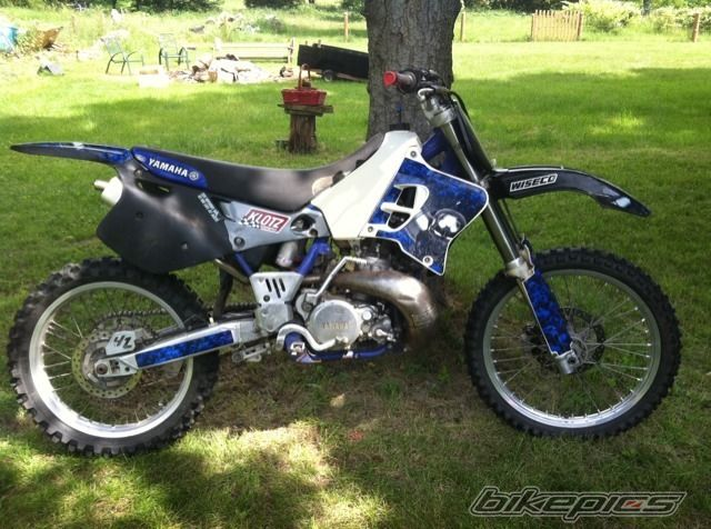 1998 YAMAHA YZ 250 | Picture 2425648 motorcycle photo