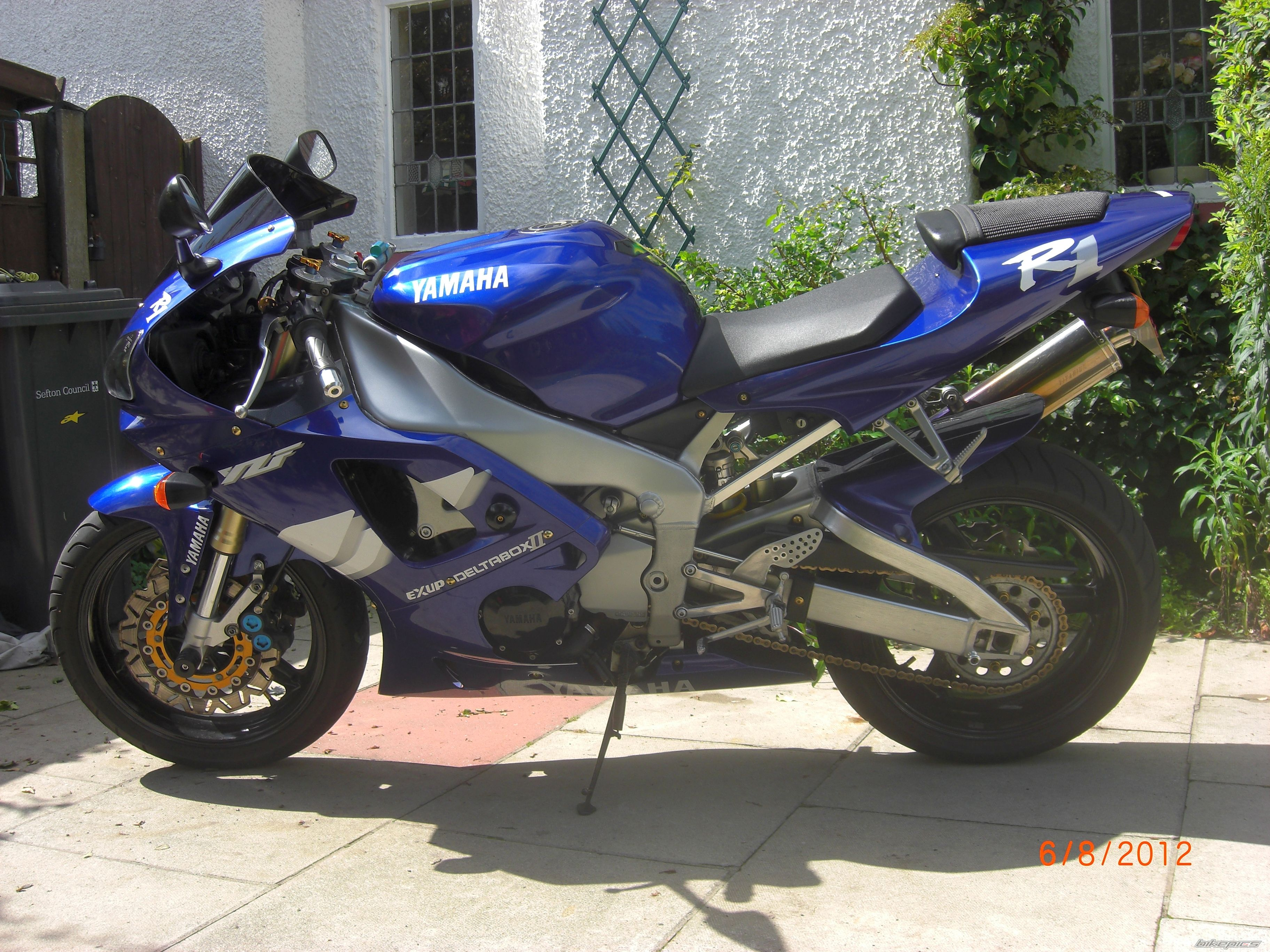 2000 YAMAHA YZF R1 | Picture 2438765 motorcycle photo