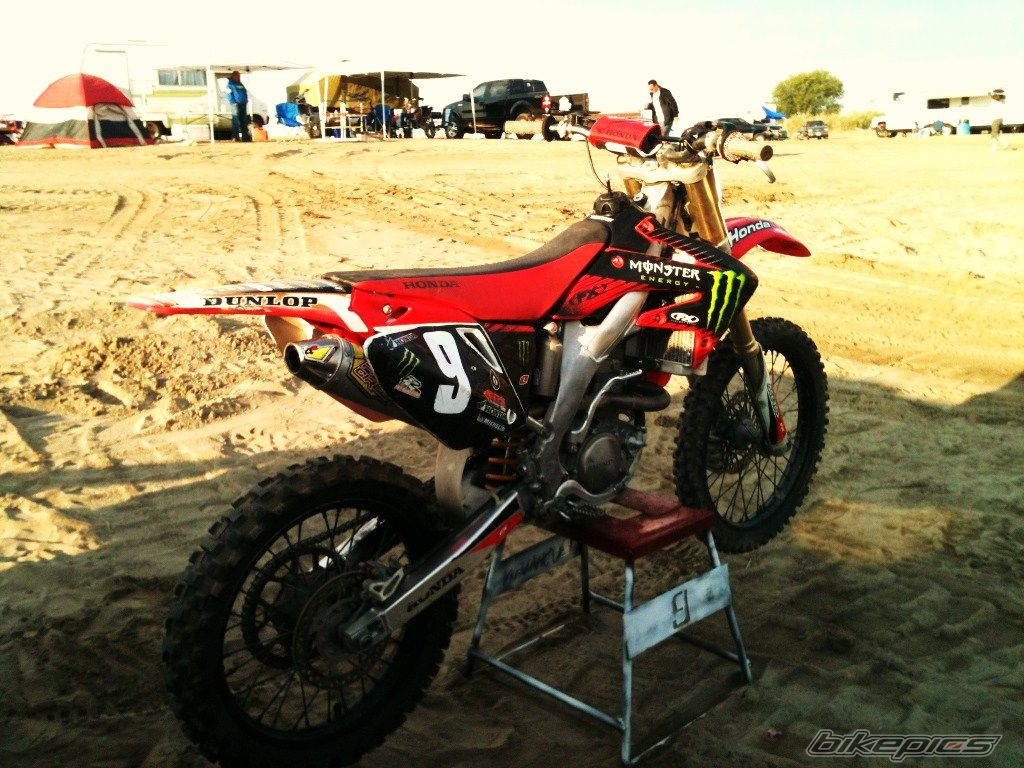 2005 HONDA CRF 250 | Picture 2455347 motorcycle photo