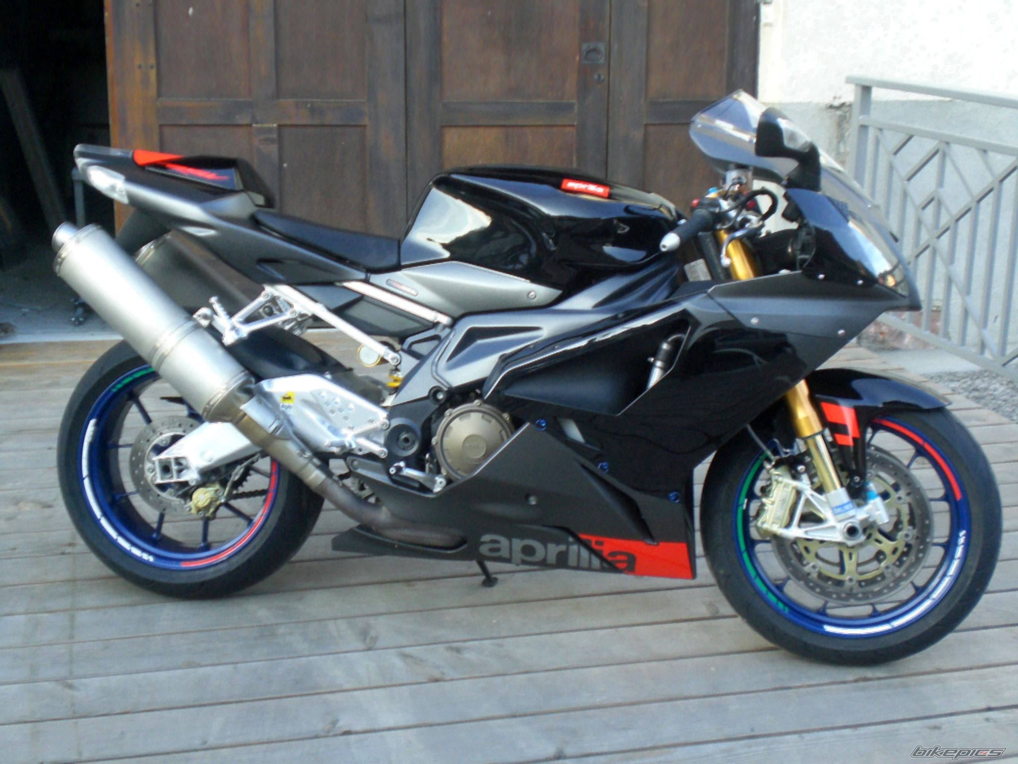 2007 APRILIA RSV 1000R MILLE | Picture 2481741 motorcycle photo