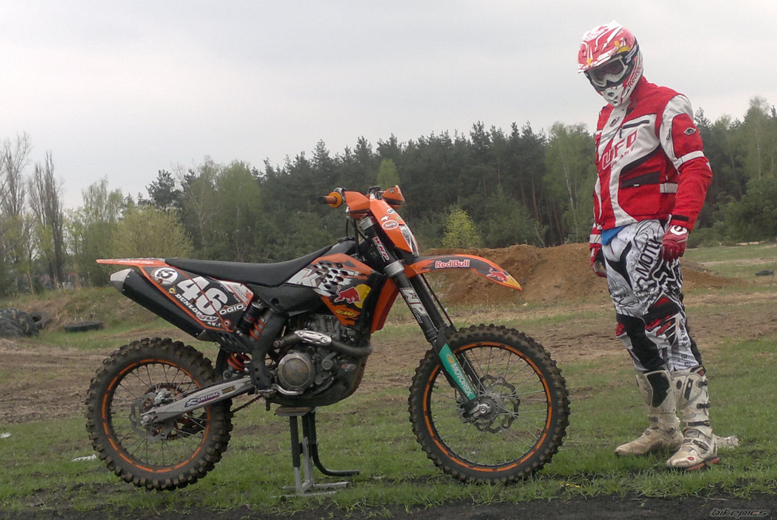 2008 KTM 450 SX | Picture 2548363 motorcycle photo