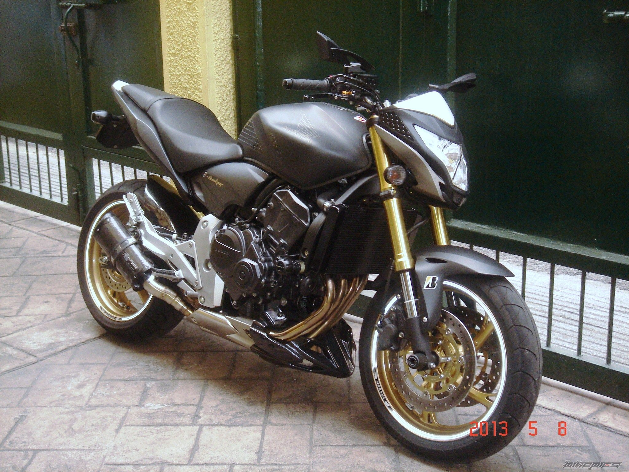 2012 HONDA CB 600 HORNET | Picture 2552010 motorcycle photo