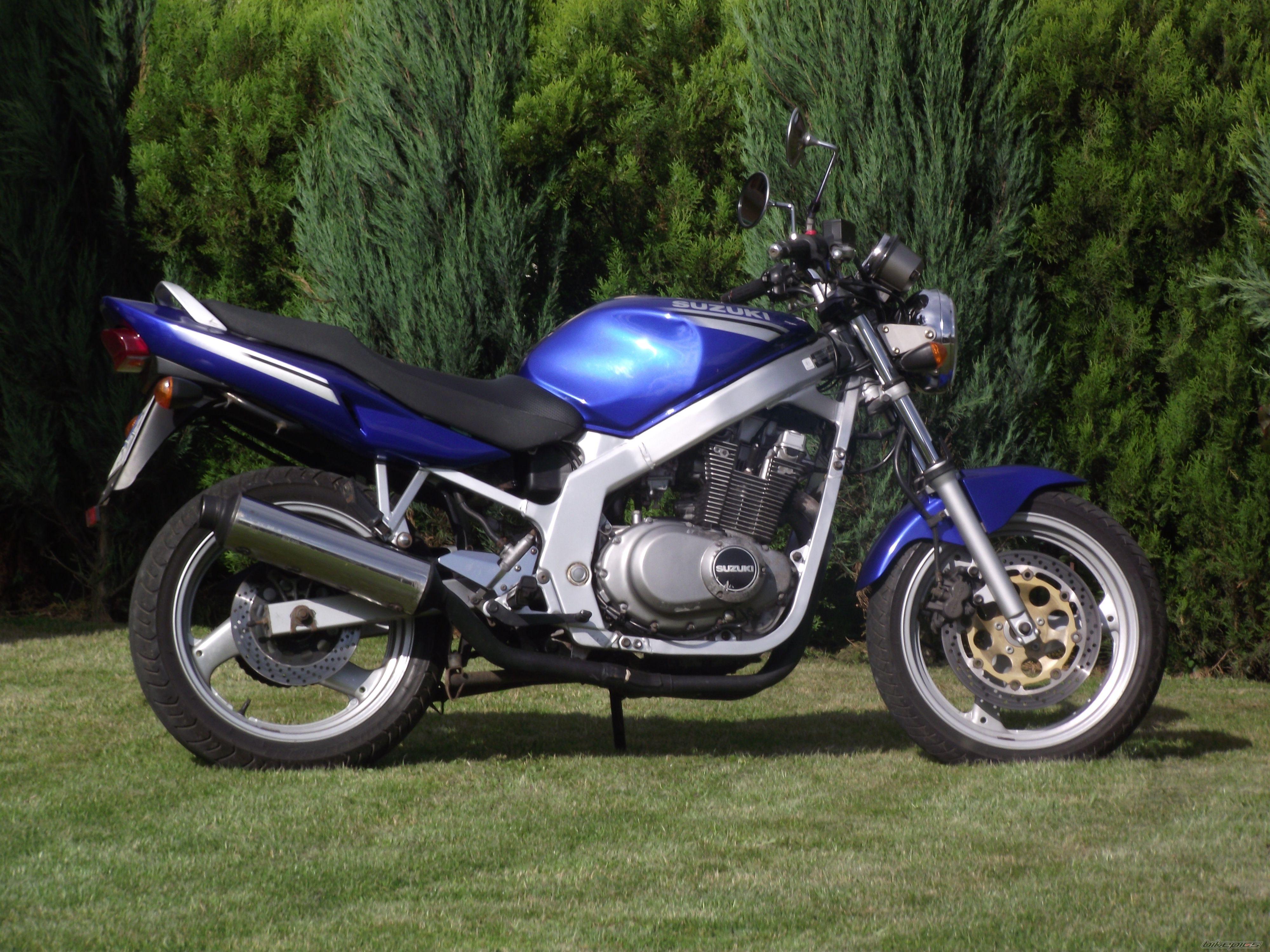 Brugt Suzuki GS 500 2001 til salg