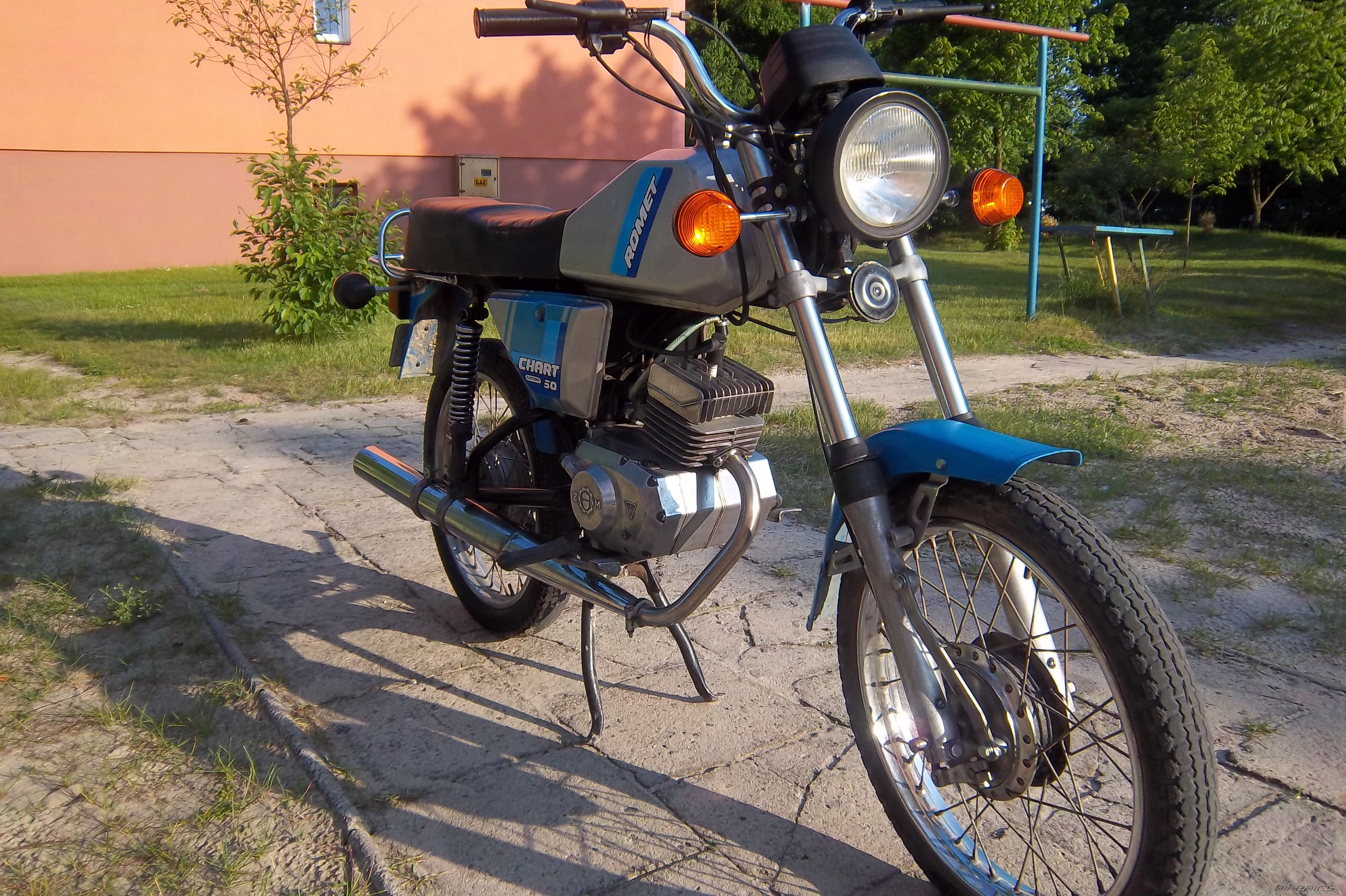 1989 ROMET CHART 210 | Picture 2574724 motorcycle photo