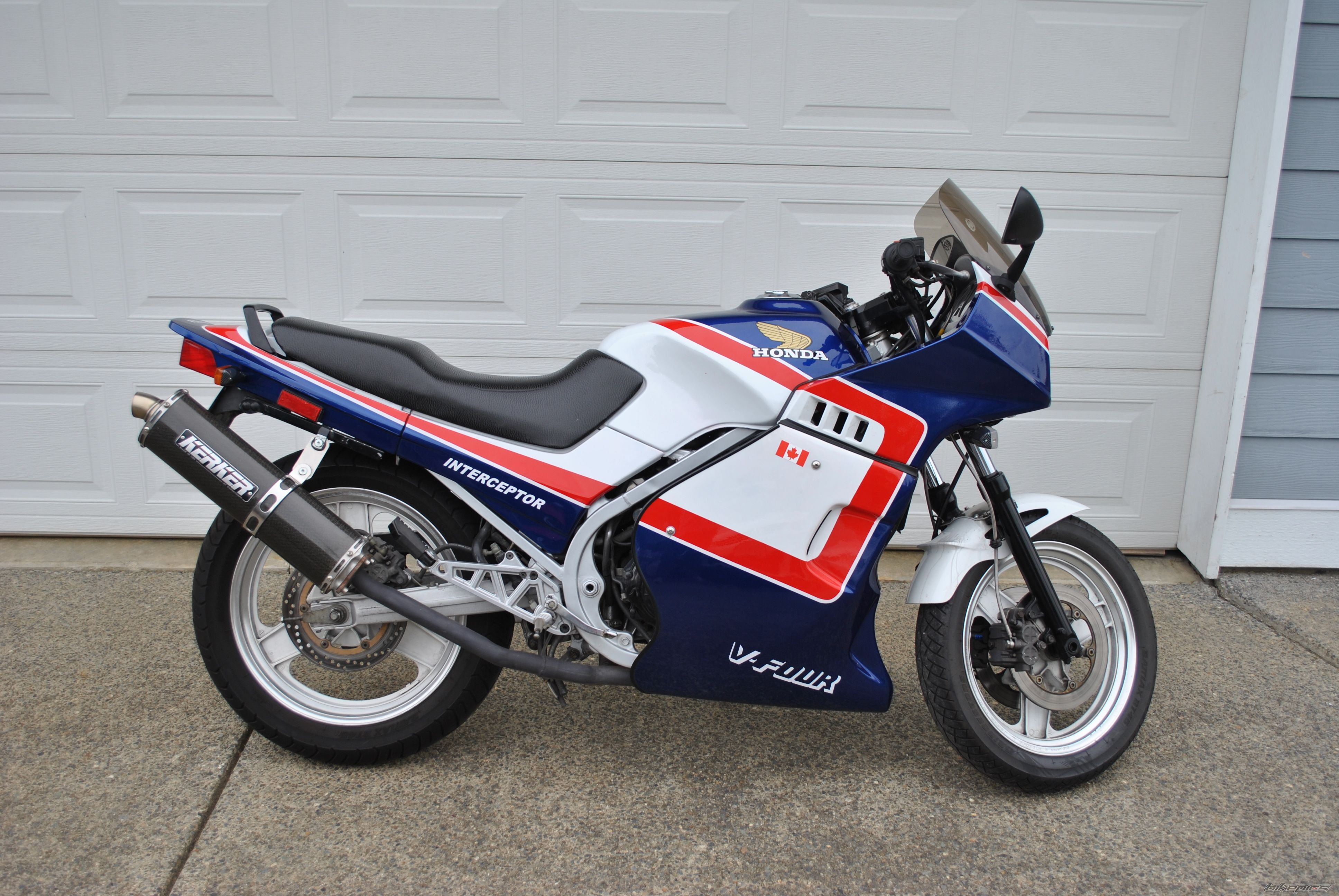 1985 HONDA VF 500 INTERCEPTOR | Picture 2606954 motorcycle photo