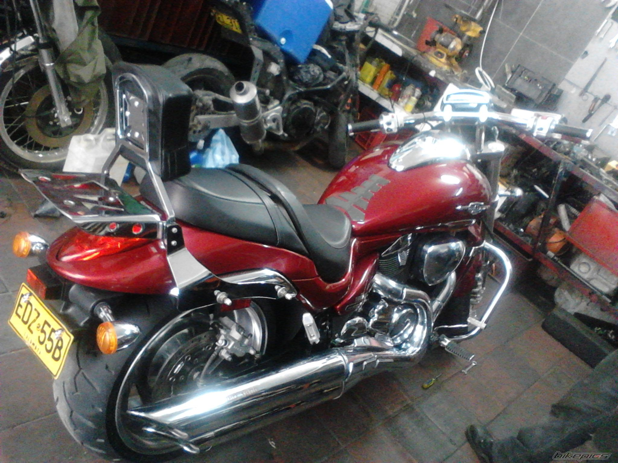 2007 SUZUKI BOULEVARD M109R | Picture 2613421 motorcycle photo