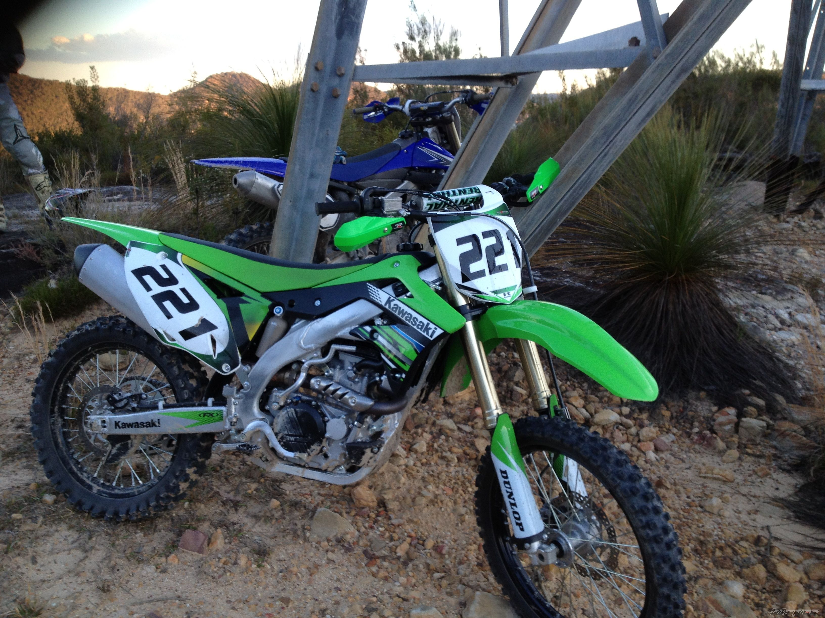 2009 KAWASAKI KX 450F | Picture 2621109 motorcycle photo