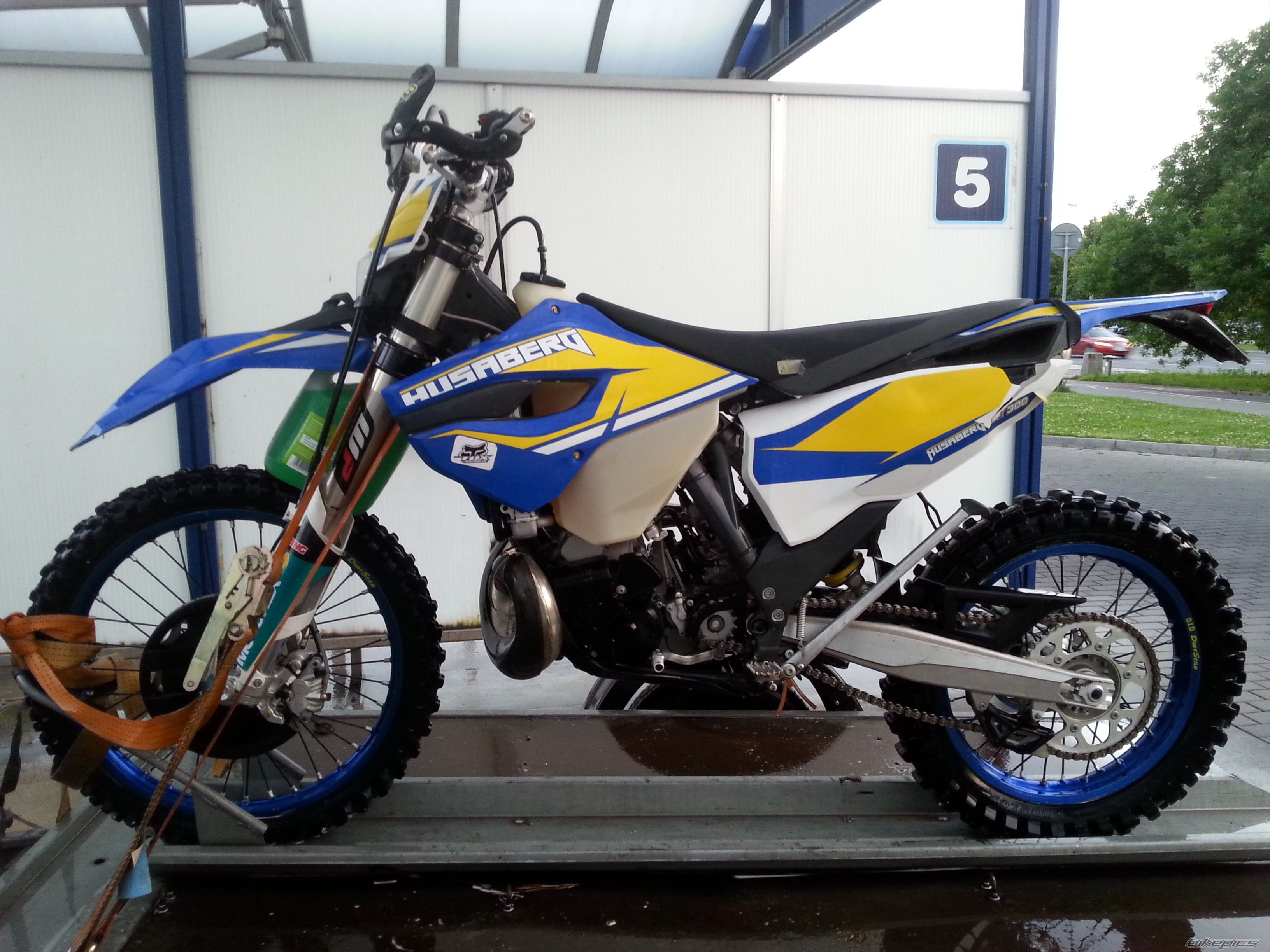 2013 HUSABERG TE300 | Picture 2678423 motorcycle photo