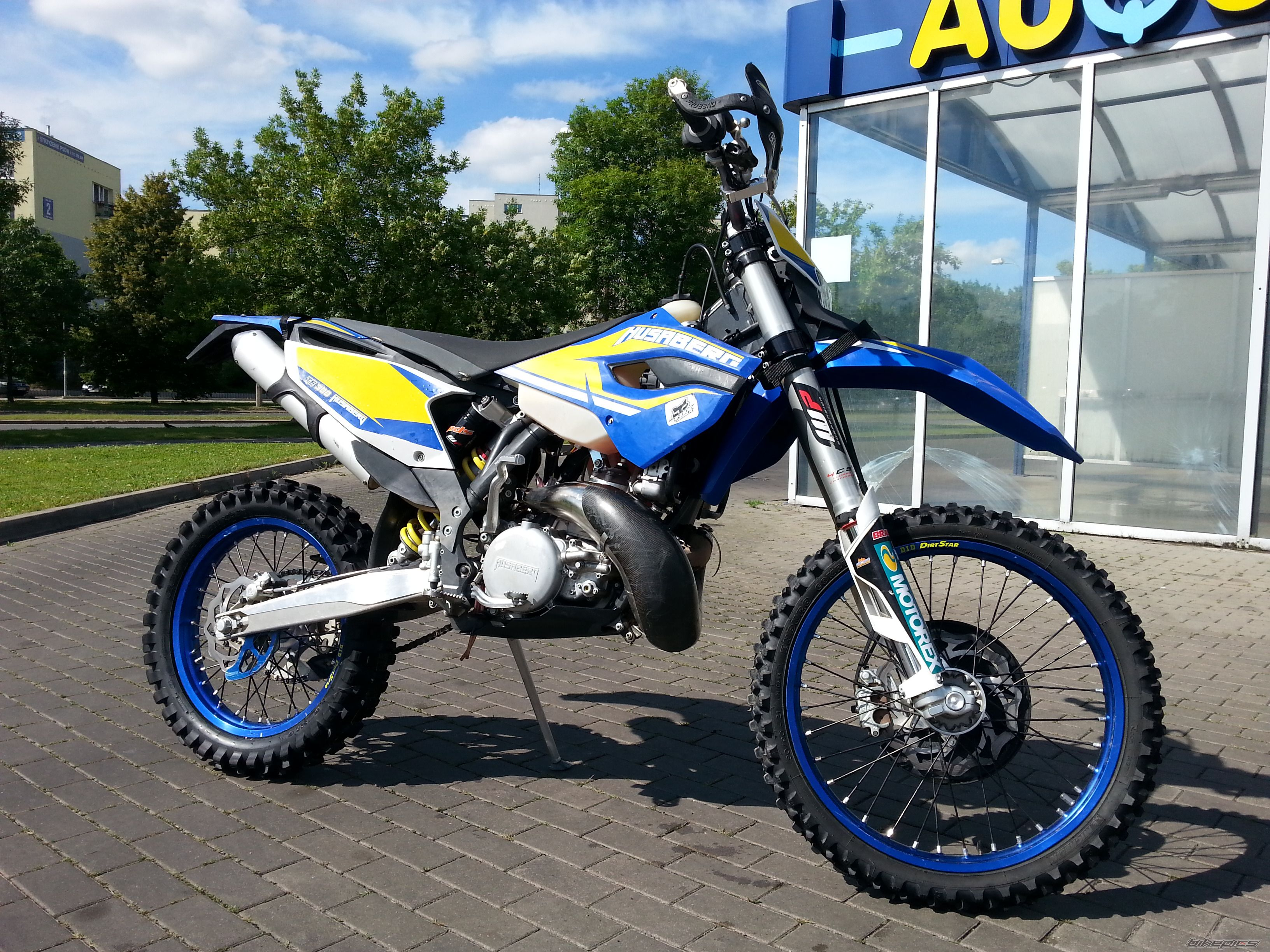 2013 HUSABERG TE300 | Picture 2682875 motorcycle photo