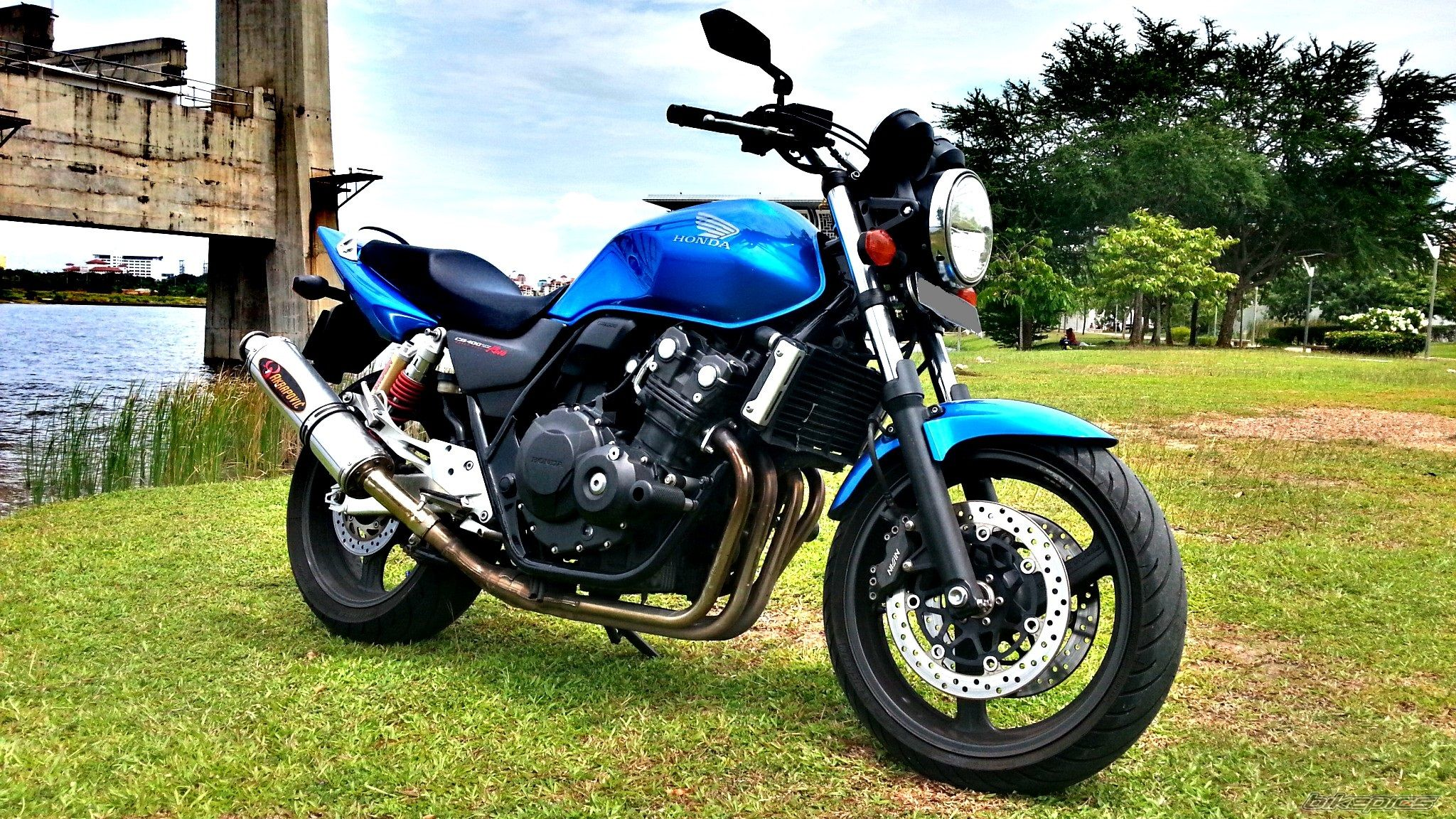 2009 HONDA CB 400 | Picture 2694473 motorcycle photo