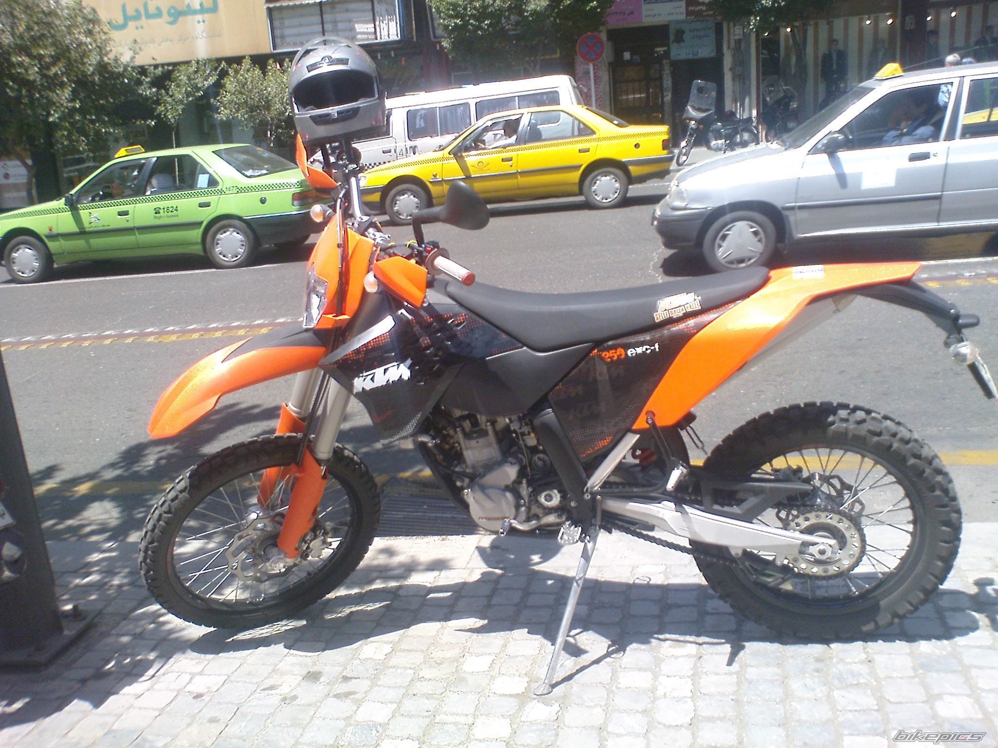 2009 KTM 250 EXC F | Picture 2700712 motorcycle photo