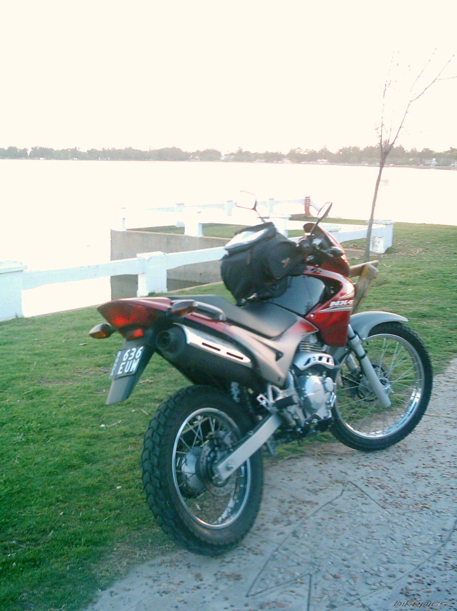 Honda Nx 4 Falcon 400 2002/2002 - Salão da Moto - 12287