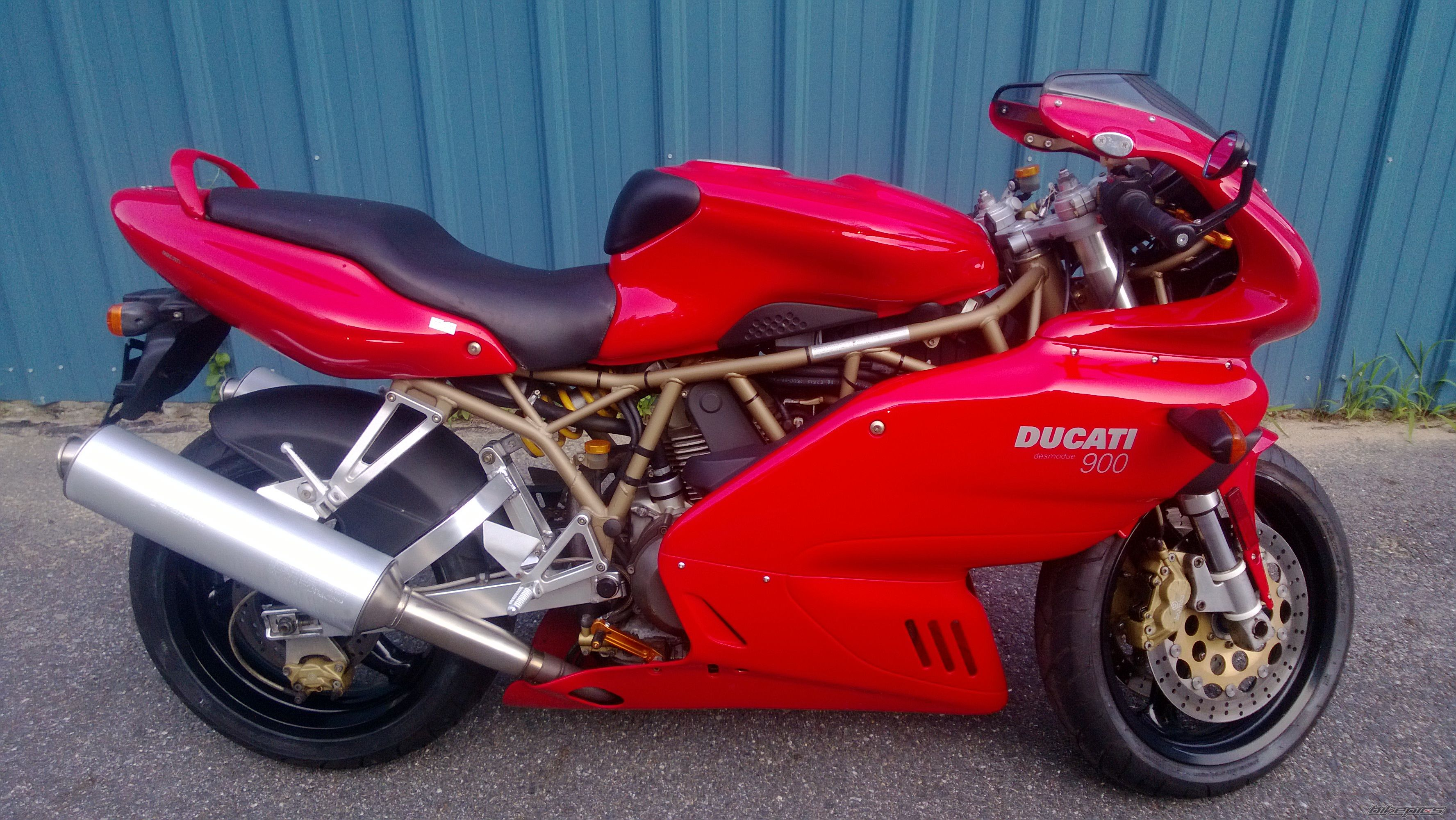 1999 DUCATI 900 SS | Picture 2729705 motorcycle photo