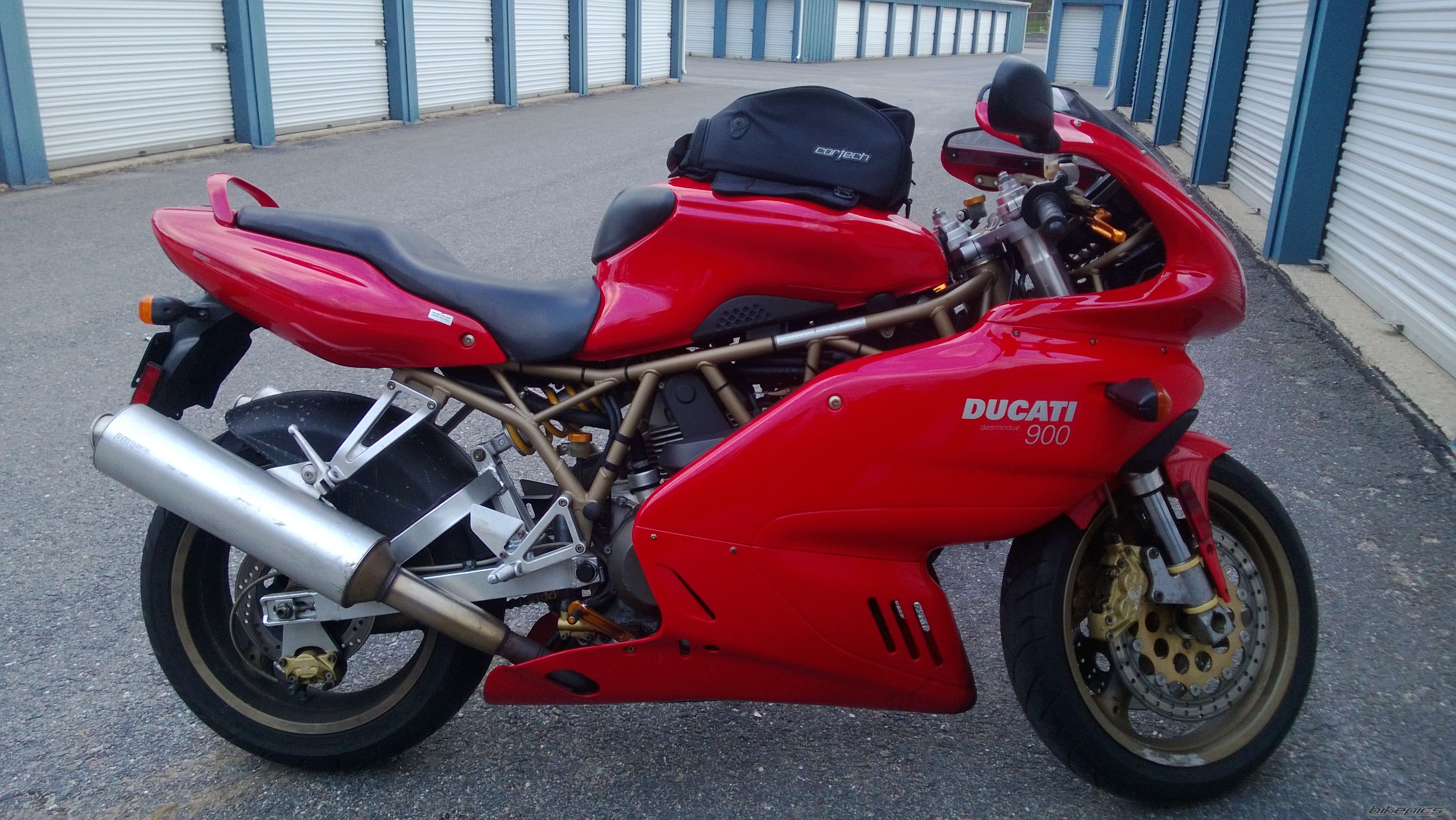 1999 DUCATI 900 SS | Picture 2729751 motorcycle photo