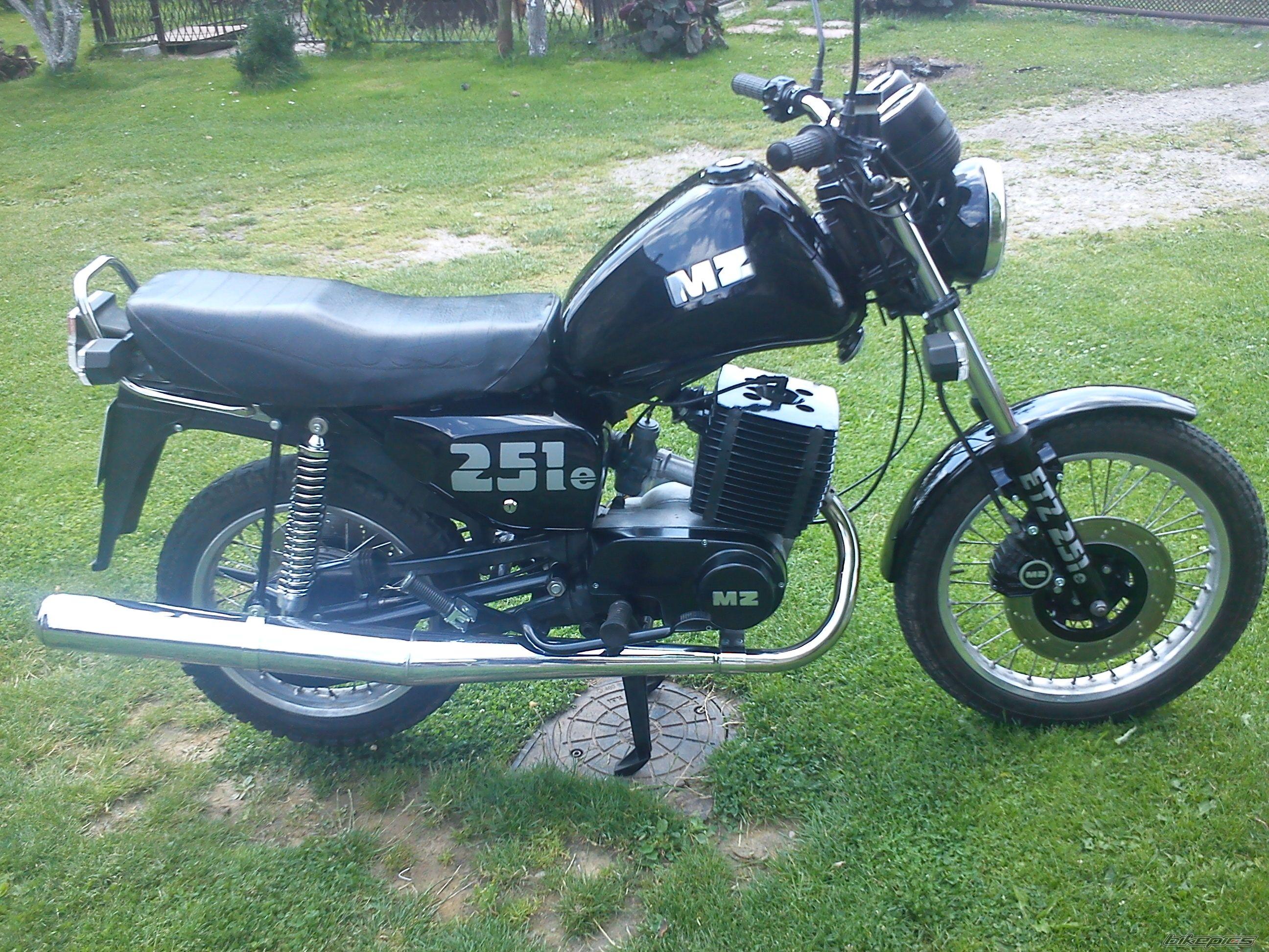 1990 MZ ETZ 251 | Picture 2602987