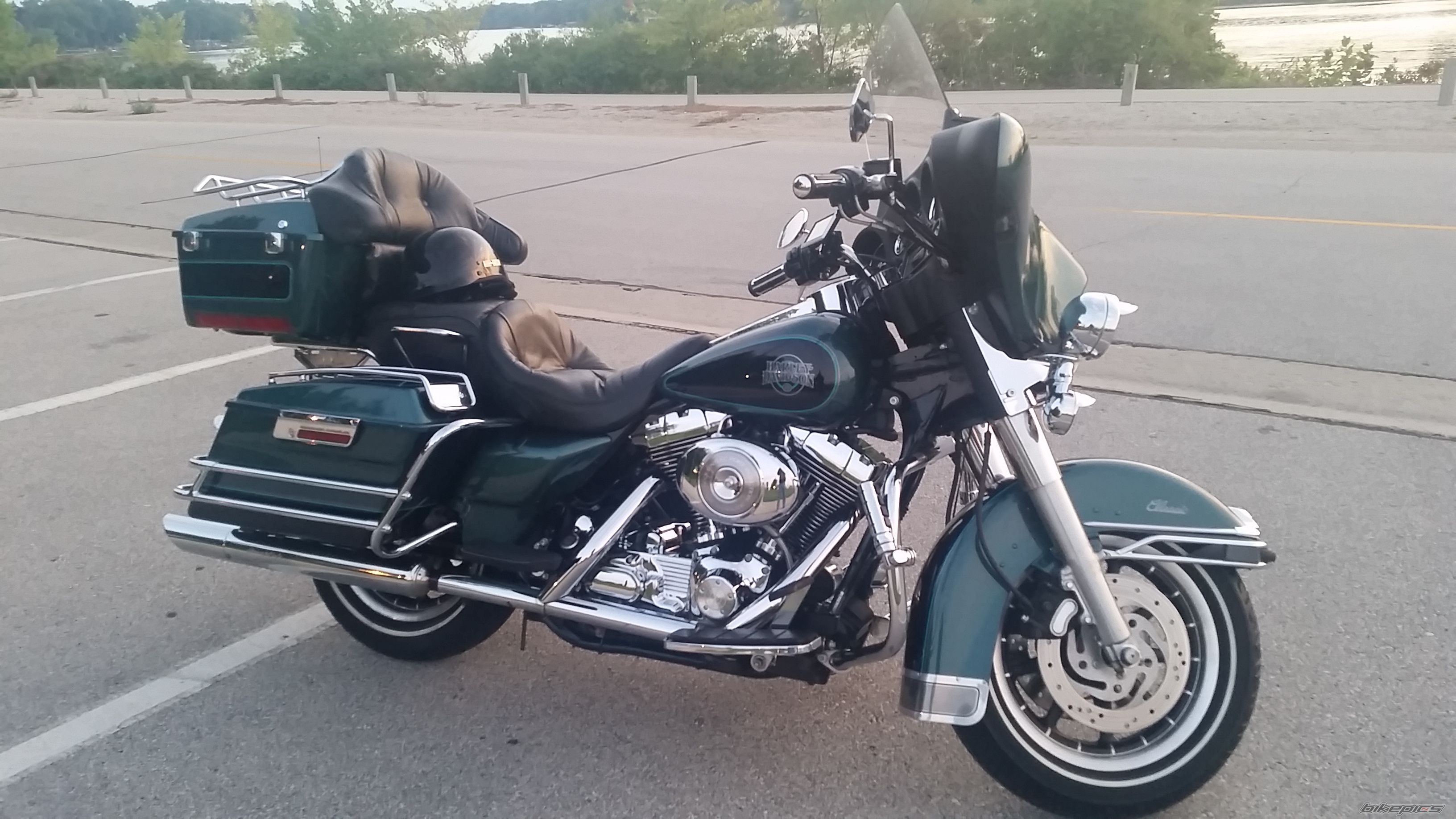 2000 HARLEY DAVIDSON ELECTRA GLIDE CLASSIC | Picture 2756141 motorcycle photo