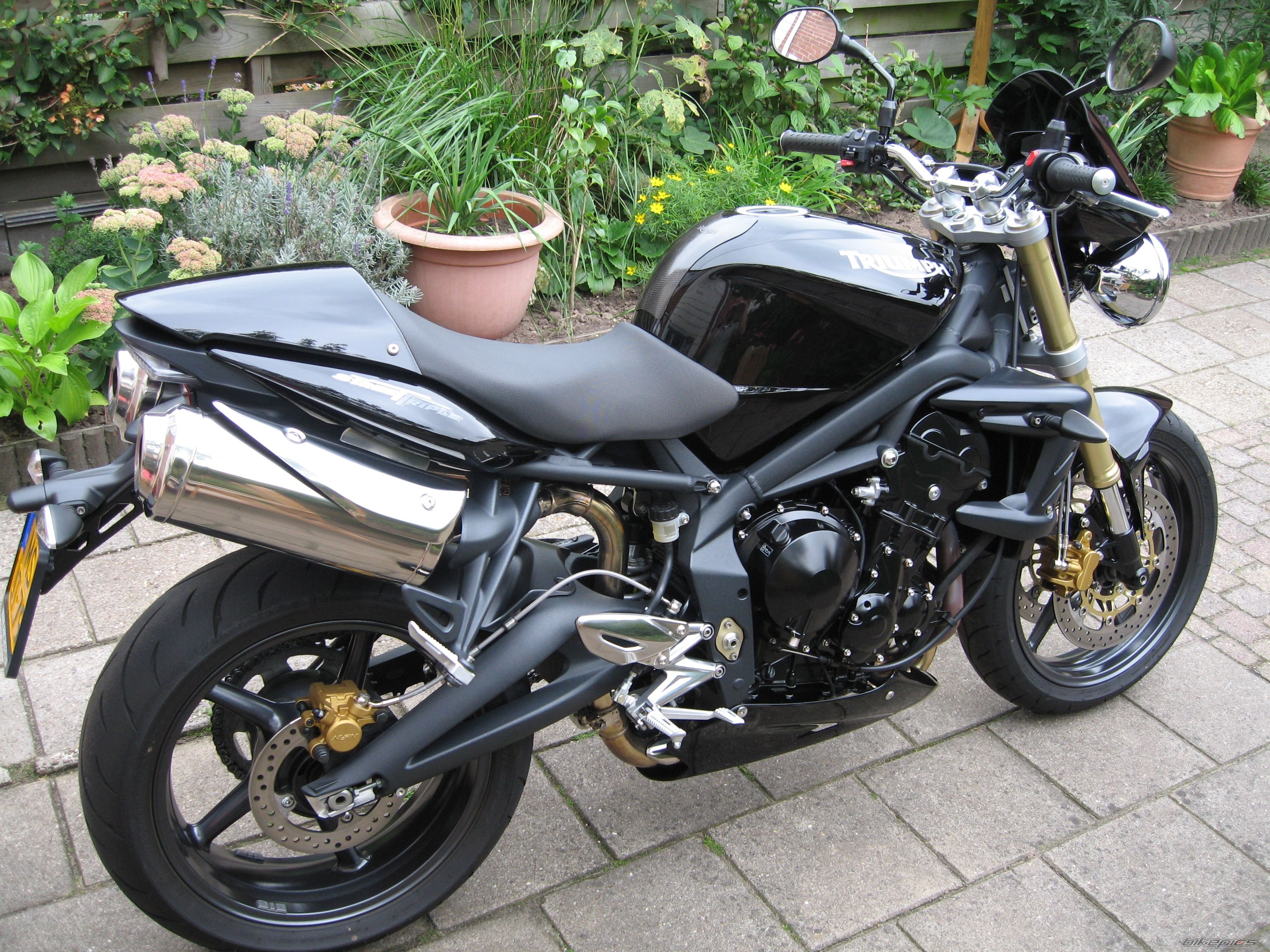 2007 TRIUMPH STREET TRIPLE | Picture 2758276 motorcycle photo