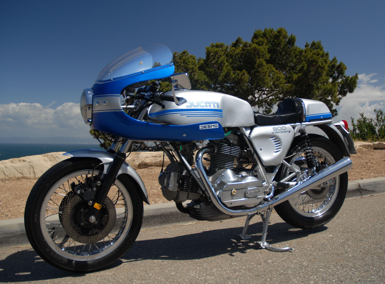 1976 Ducati 900 SS Wallpaper - Mbike.com