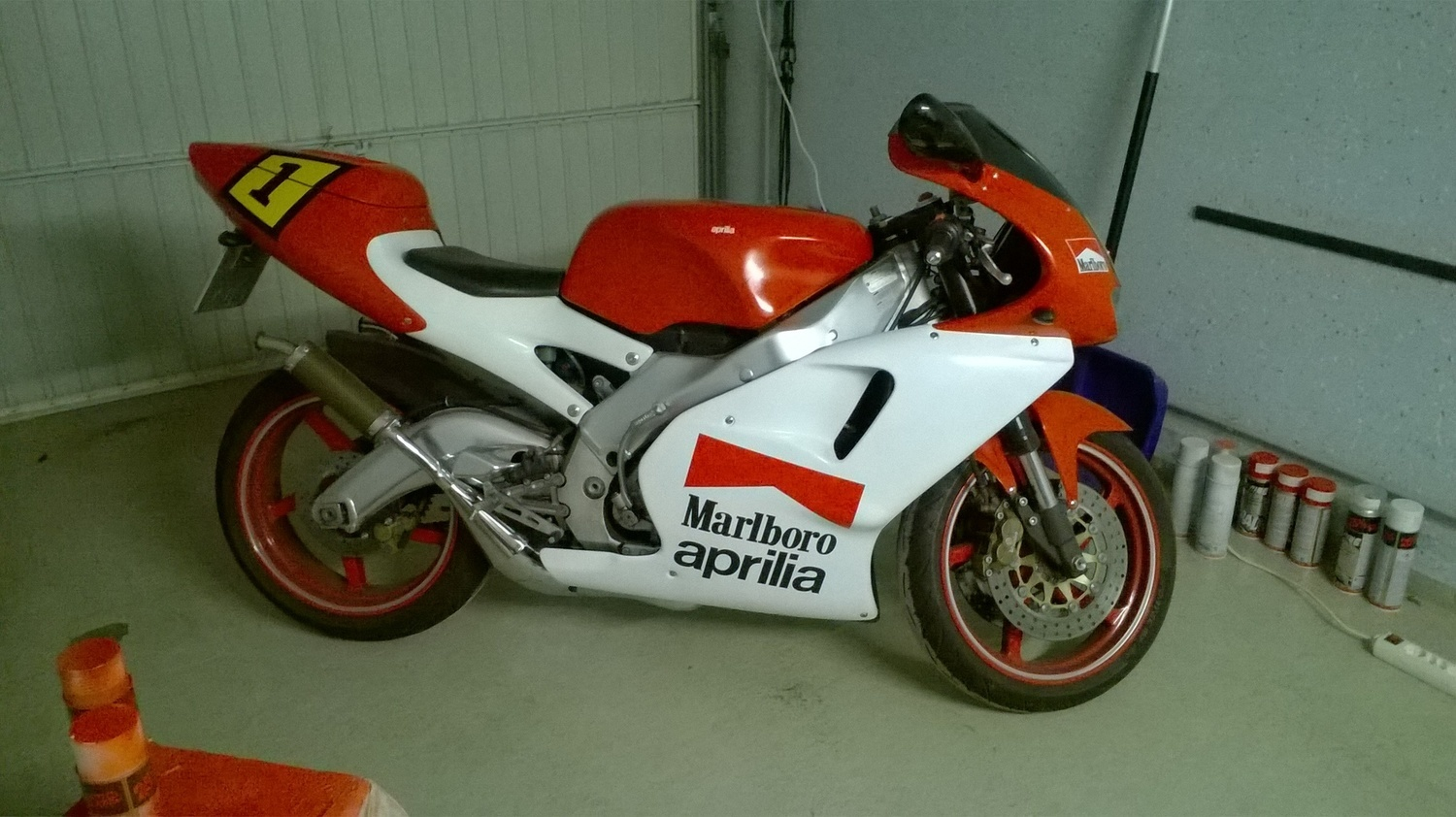 1997 APRILIA RS 250 | Picture 2798105 motorcycle photo