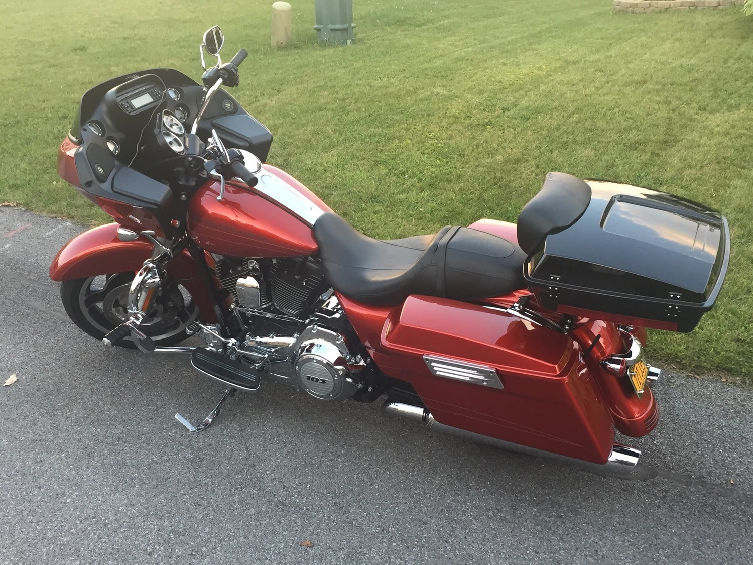 2013 HARLEY DAVIDSON FLTR | Picture 2804056 motorcycle photo