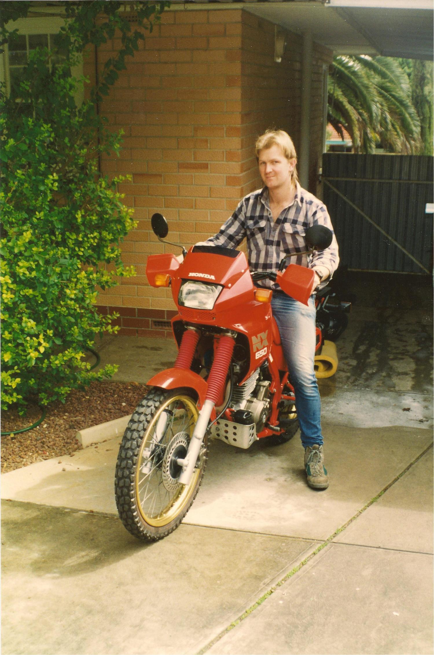 1990 Honda NX 650 Dominator | Picture 2039557