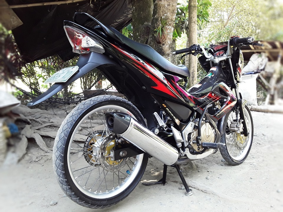 2011 SUZUKI SATRIA F 150 | Picture 2816604 motorcycle photo