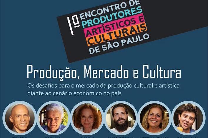 1º Encontro de Produtores Culturais e Artísticos de São Paulo