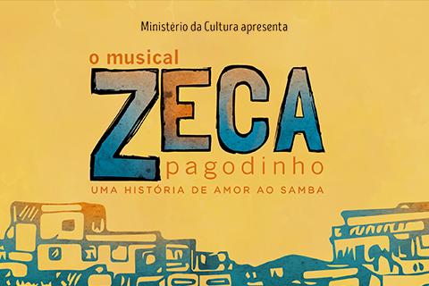 """""""Zeca Pagodinho – Uma História de Amor ao Samba"""""""