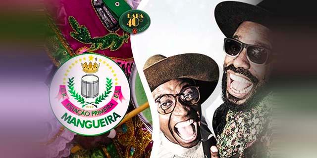 Bateria da Mangueira + Funk Samba Club