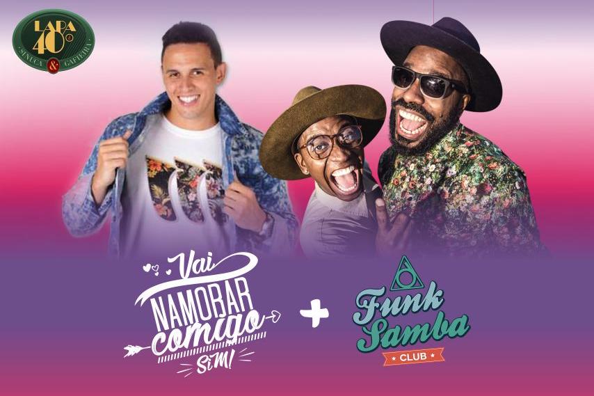 Vai Namorar Comigo Sim + Funk Samba Club