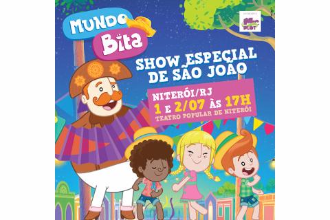 Show do Bita - Especial de São João