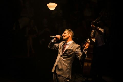 Tuca Andrada canta Orlando Silva em Nada Além
