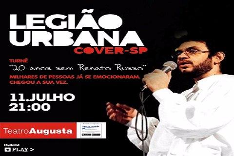 LEGIÃO URBANA - (COVER-SP )