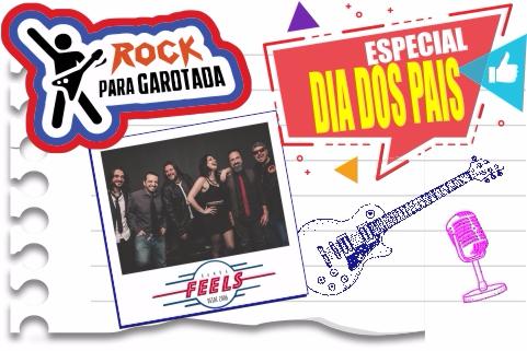 ROCK PARA GAROTADA COM FEELS