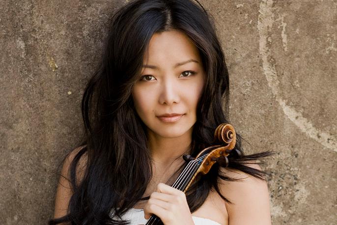YiJia Susanne Hou e Eduardo Monteiro-violino/piano