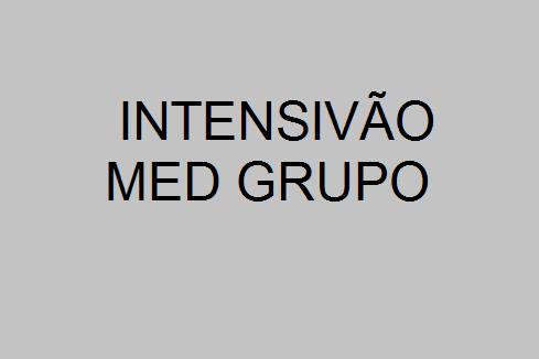 INTENSIVÃO MED GRUPO