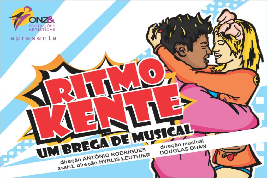 Ritmo Kente - Um Brega de Musical