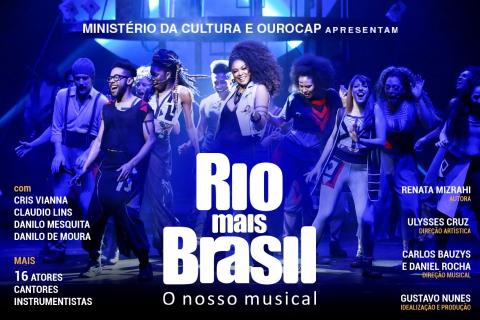 Rio Mais Brasil, o Nosso Musical