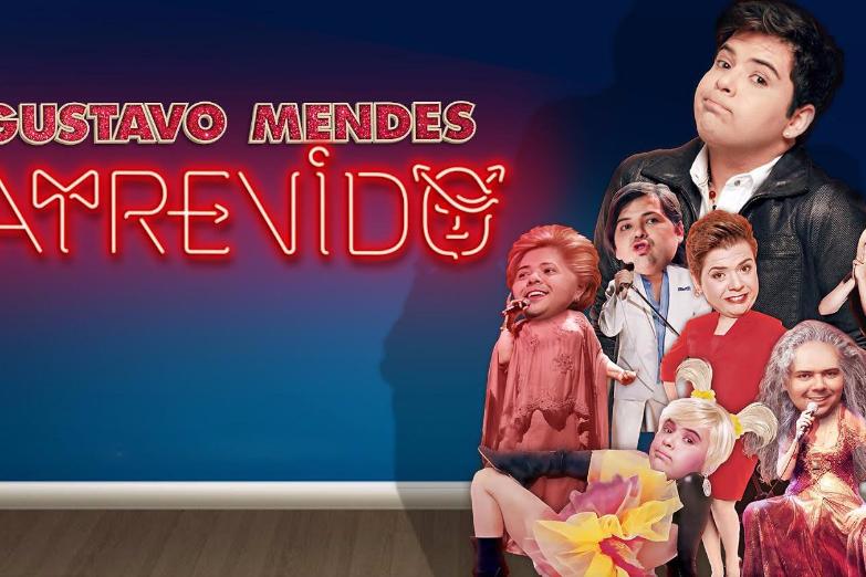 Atrevido com Gustavo Mendes