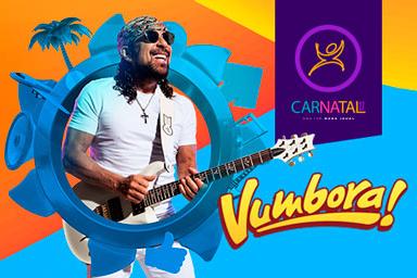 Carnatal 2017   Bloco Vumbora!