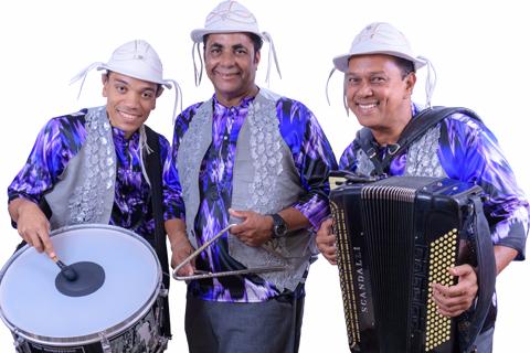 """Trio Nordestino – Lançamento CD """"CANTA O NORDESTE"""""""