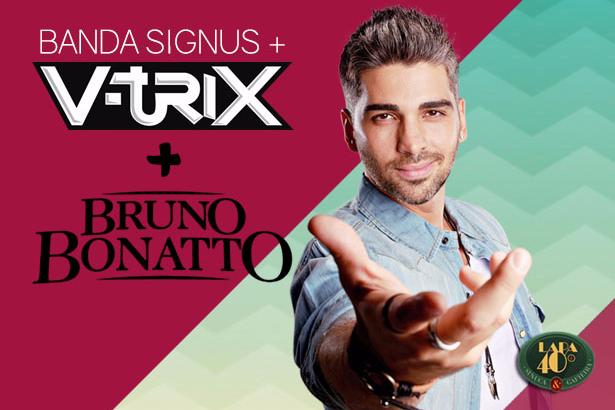 V-Trix + Bruno Bonatto