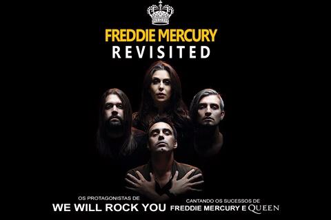 Freddie Mercury Revisited.