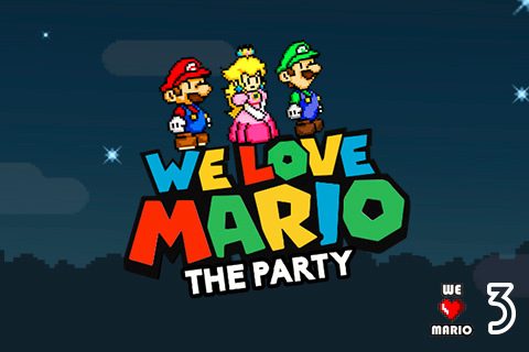 WE LOVE MARIO