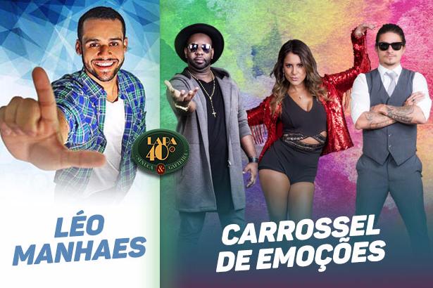 Léo Manhaes + Carrossel de Emoções